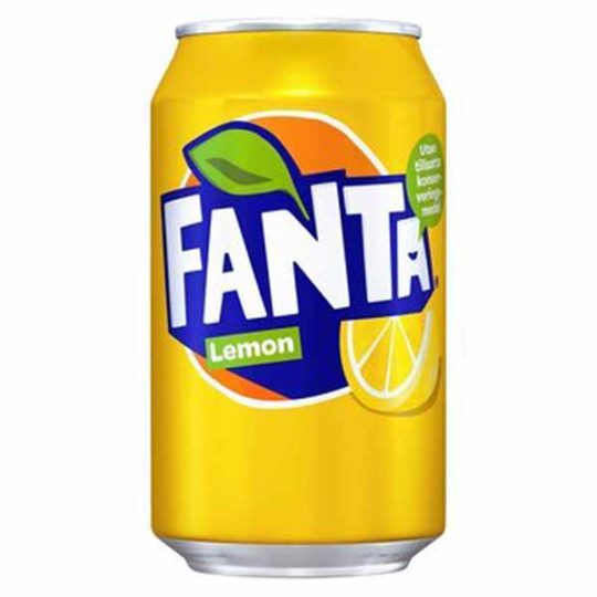 Fanta Lemon 330 ml