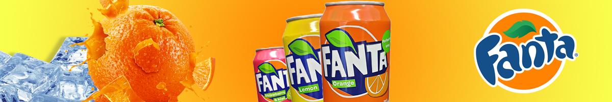 Osviežujúci nealkoholický nápoj Fanta