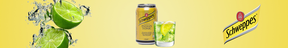 Tonik nealkoholický nápoj Schweeppes